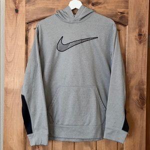 Men's L Therma Fit Hooded Sweatshirt